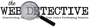 The Web Detective Logo